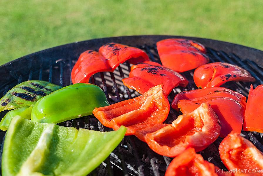 grillet paprika