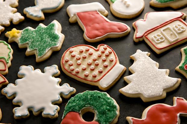 Sugarcookies :: en amerikansk juleklassiker