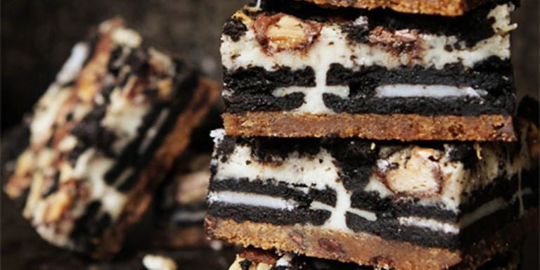 Buzzfeeds Better Than Sex Brownies (Slutty Brownies)