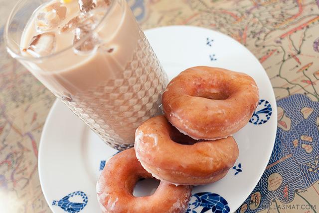 amerikanske-donuts-glaze