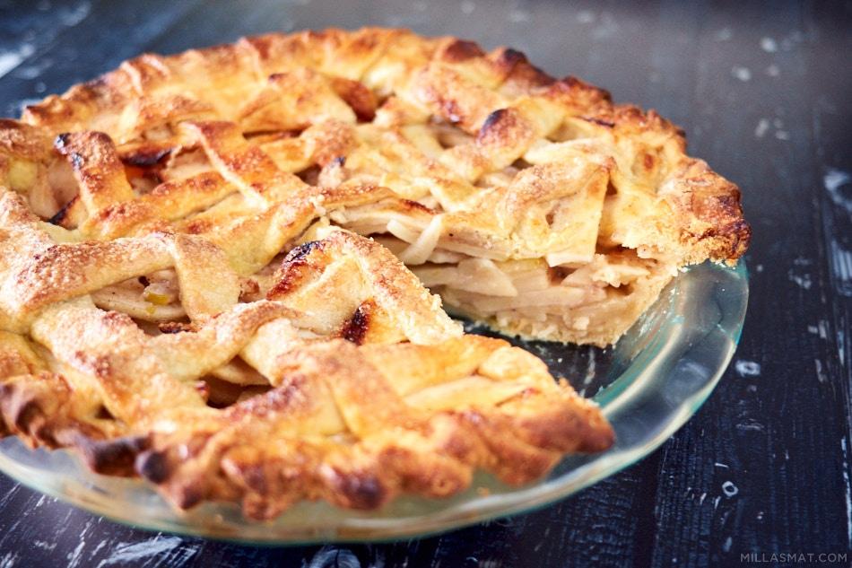 The Apple Lattice Pie