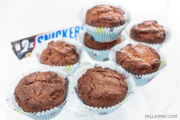 peanott-og-snickersmuffins