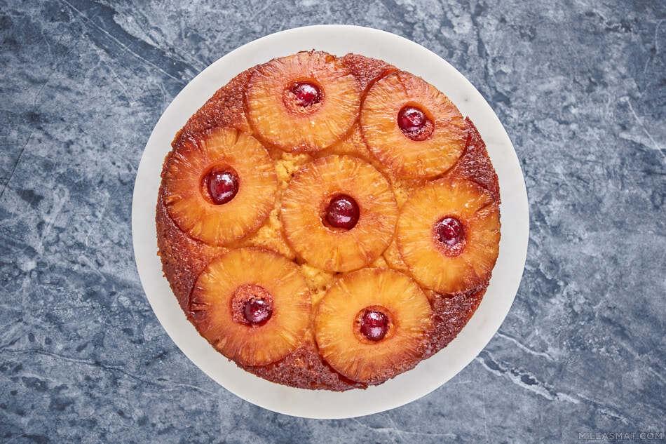 Pinepple Upsidedown Cake