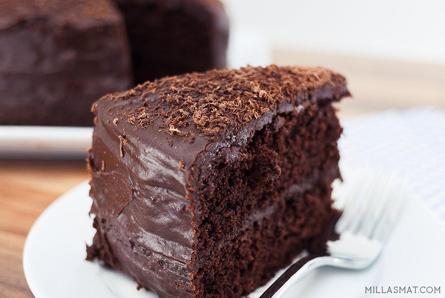 The Samuel German Chocolatecake