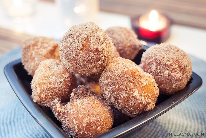 Sata Andagi ;; Okinawa donuts
