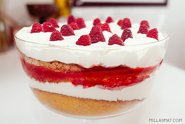 bringebaertrifle