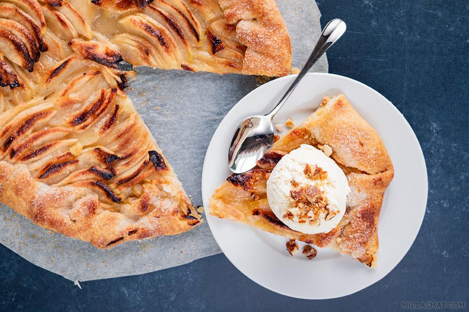 eple-crostata