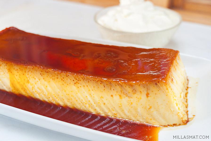 fransk-karamellpudding