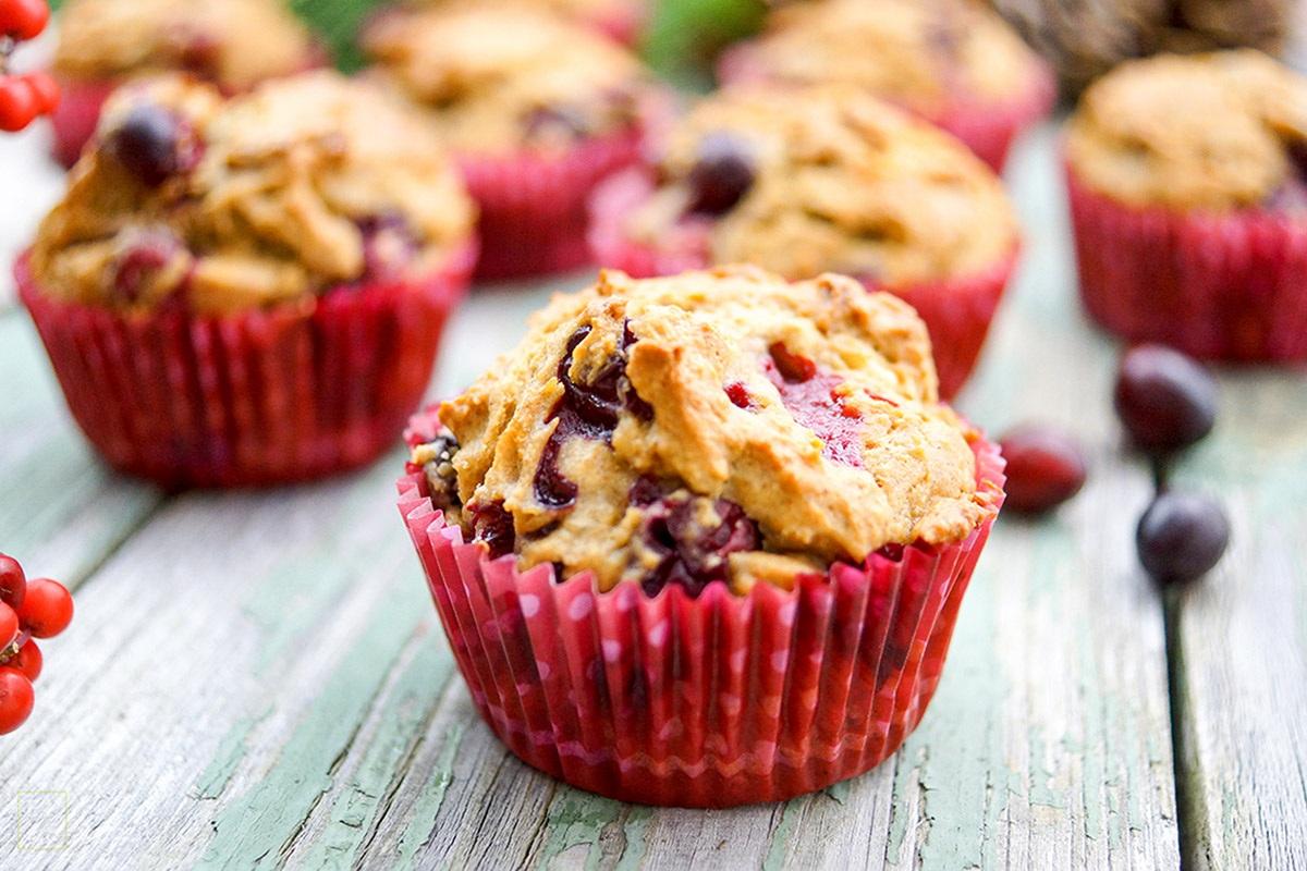 Julens beste muffins