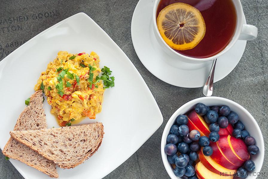 Akuri :: persisk eggerøre