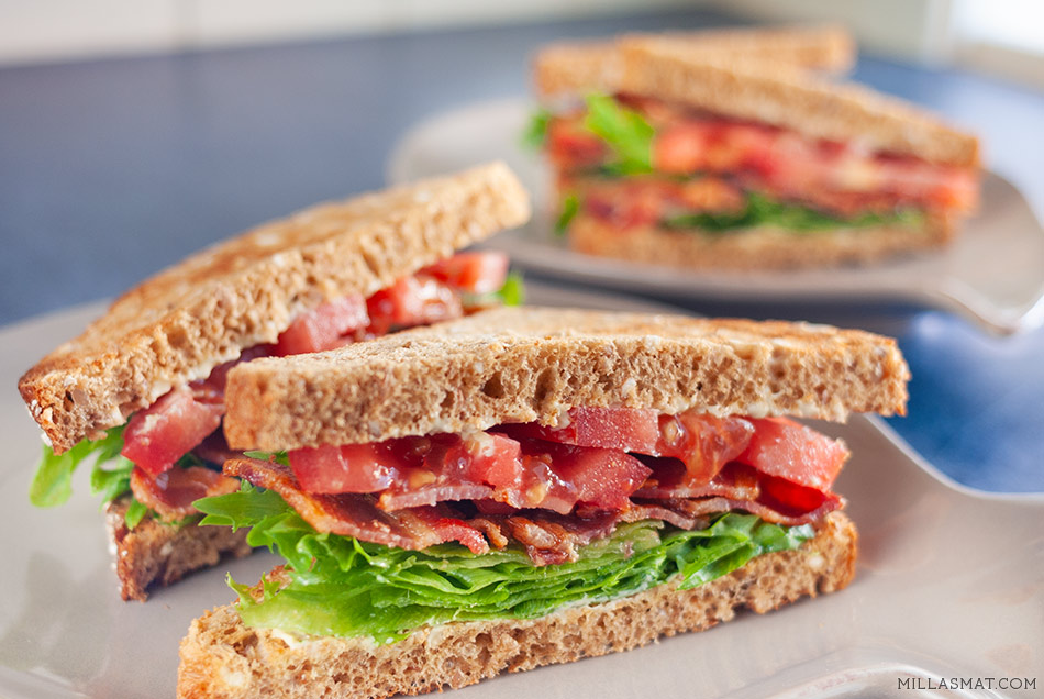 BLT :: a sandwich to remember
