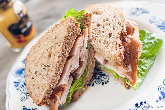 Devil Wears Prada sandwich