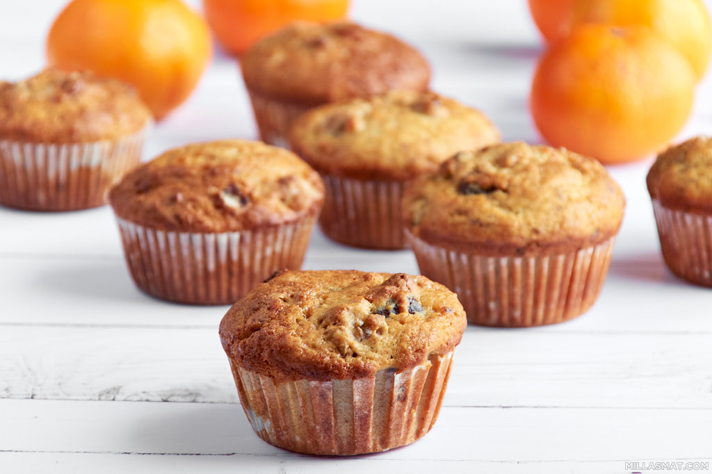 Julemorgenens beste muffins