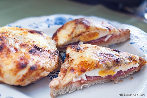 Retro ostesmørbrød fra fru Andersen
