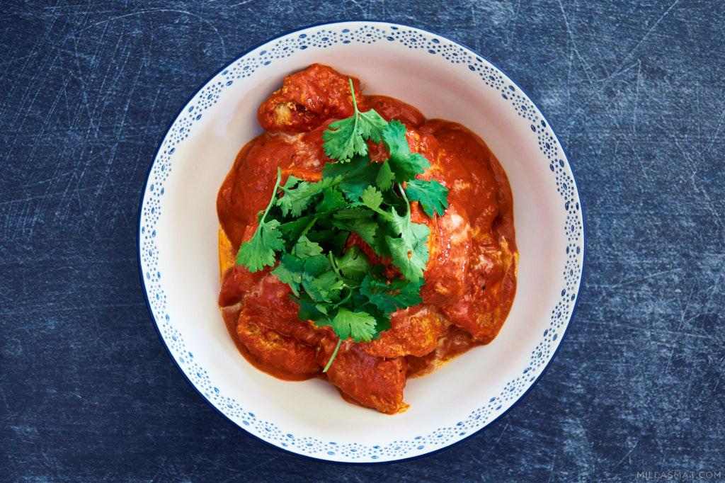 Butter Chicken :: indisk kylling med smør