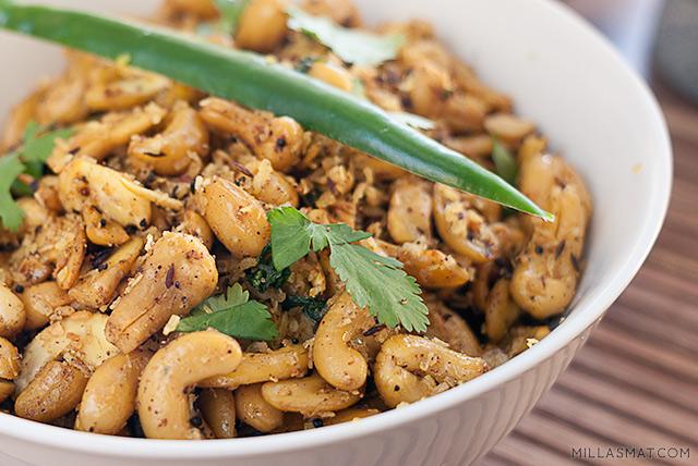 cashew-bahji