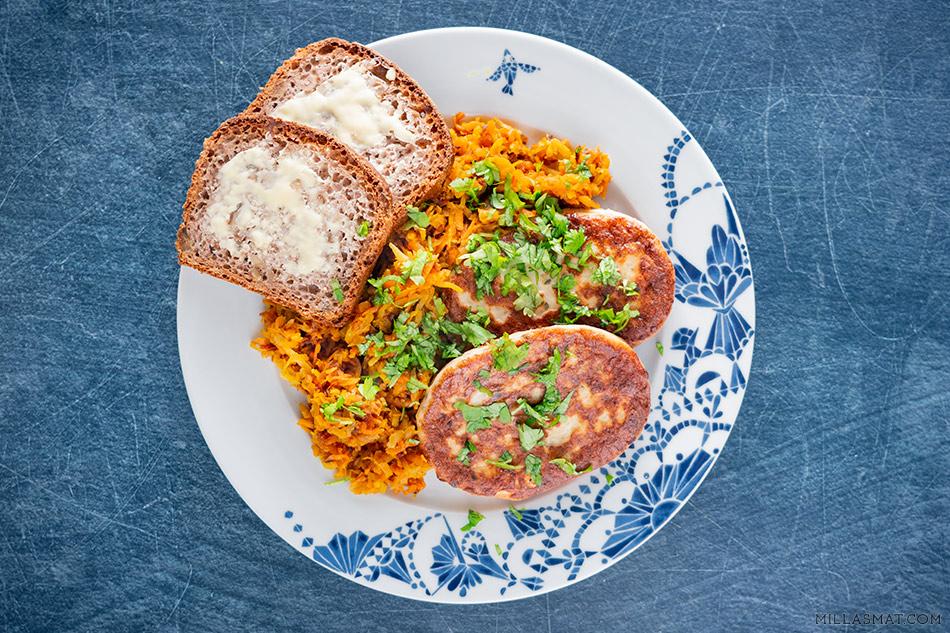 currystekt-gronnsaker-fisk