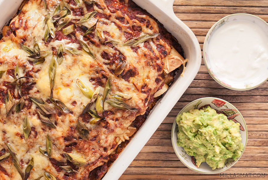 Enchiladas - Quick n' Easy