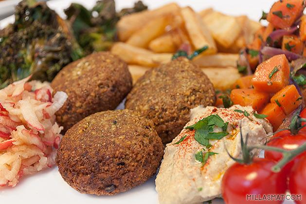 falafel-vegetartilbehor