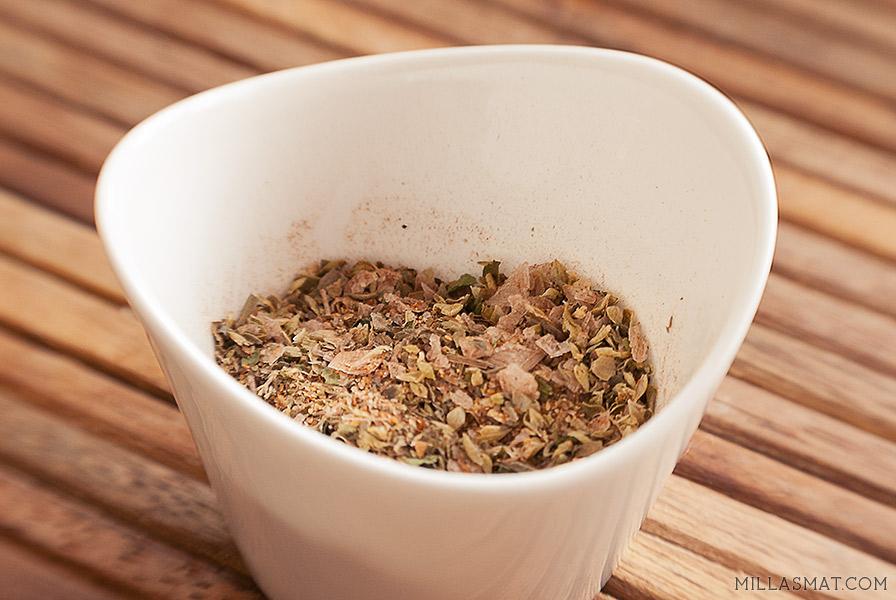 gresk-krydderblanding