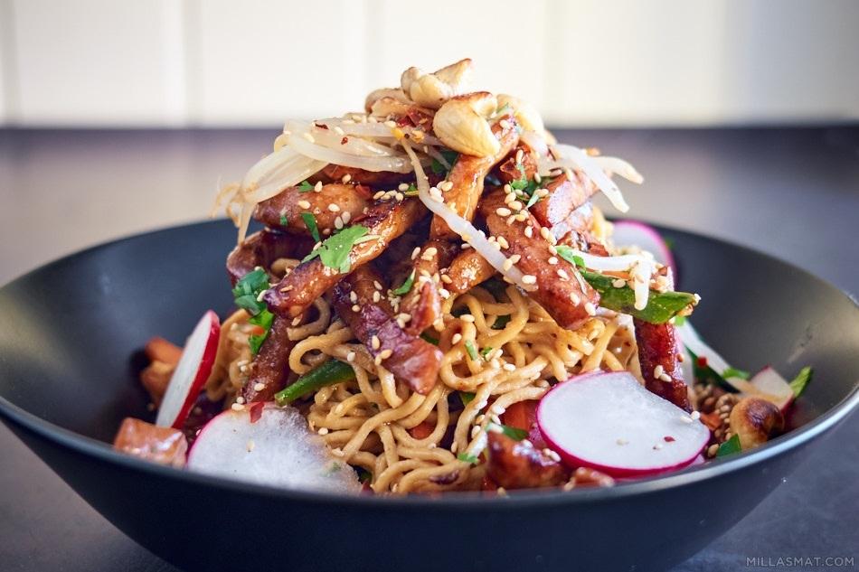 Imperial noodles