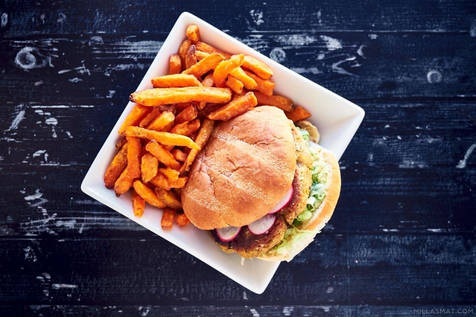 Kikert og linseburgere