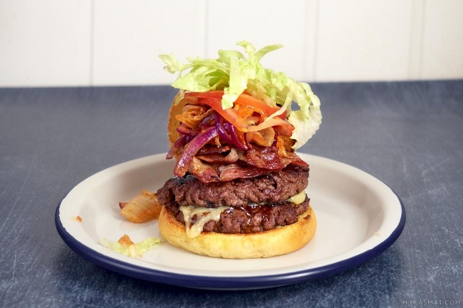 kimchiburger