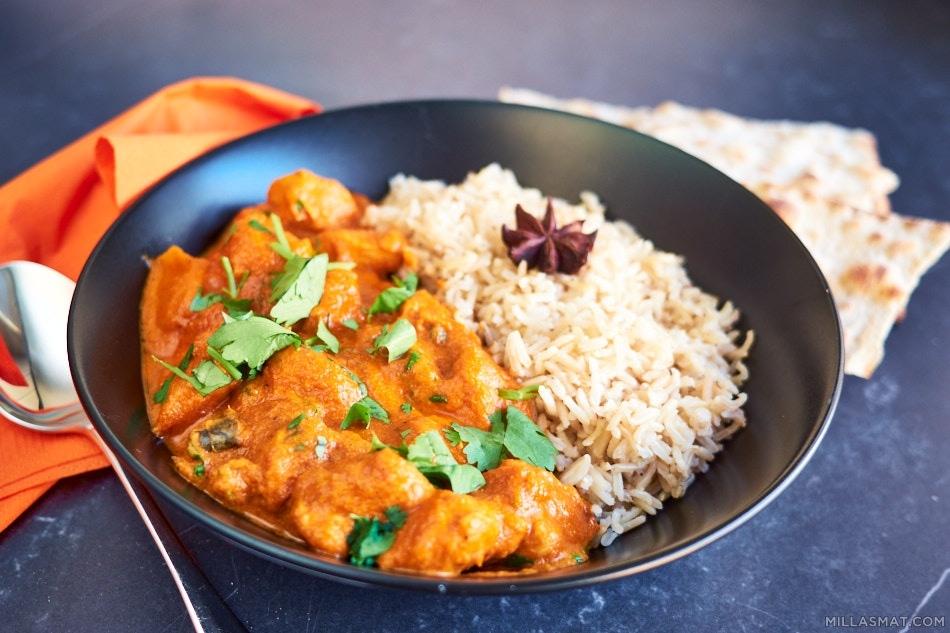 Kylling Tikka Masala चिकन टिक्का मसाला