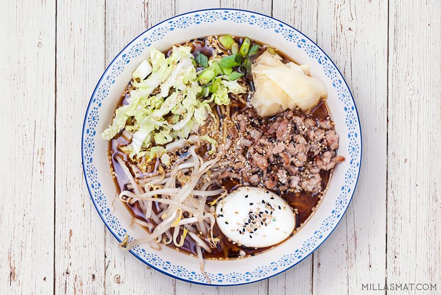 Det japanske kjøkken