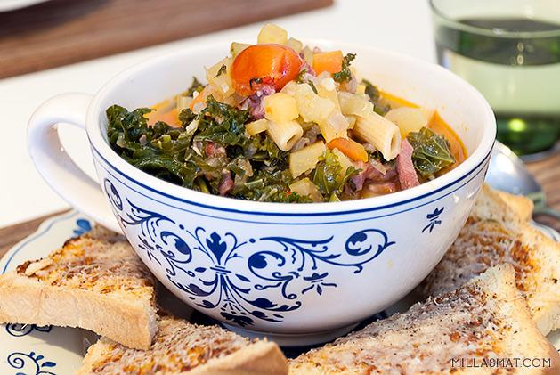 minestrone-milanese