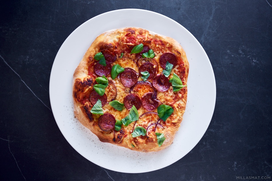 Napolitansk pizza