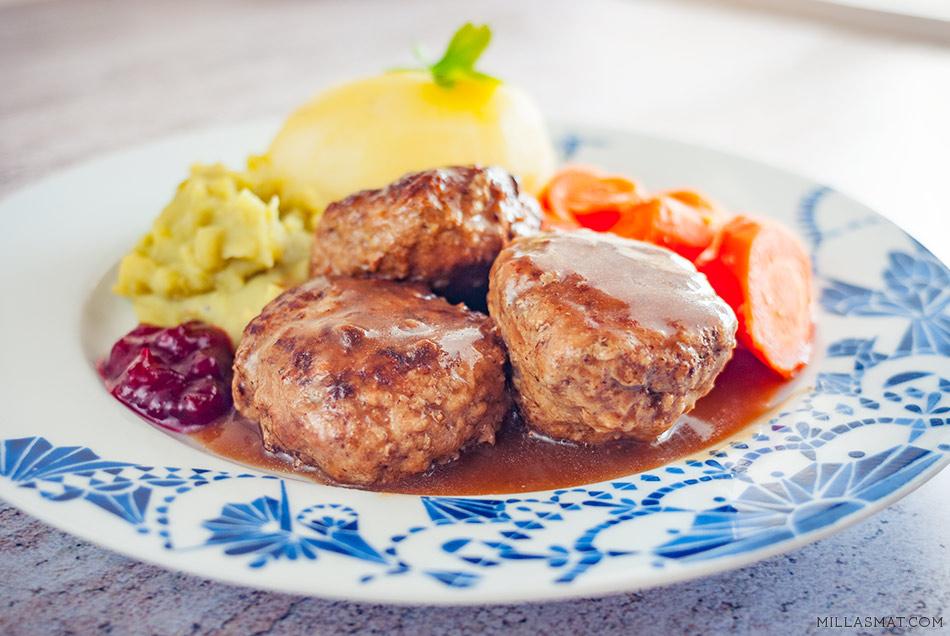Norske kjøttkaker
