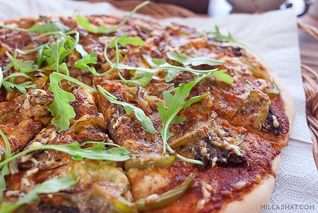 Pizza Milla