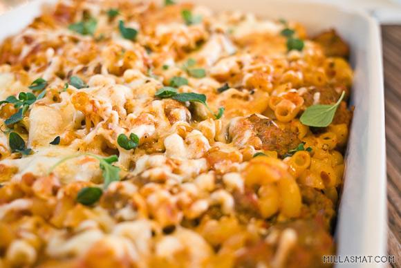 polpetta-con-macarone