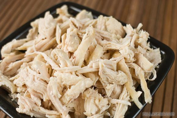 posjert-kylling