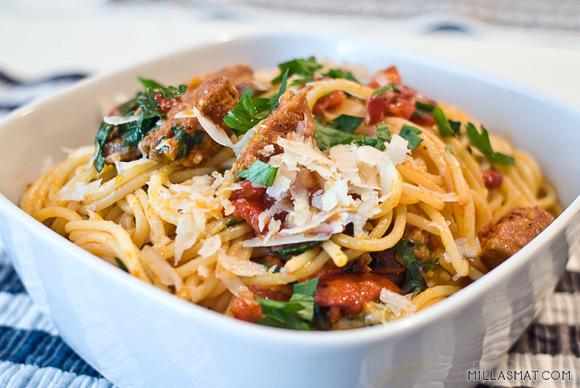 spansk-spaghetti