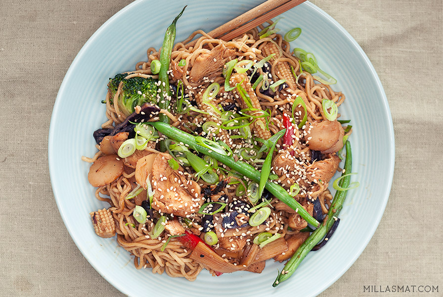 spicy-chow-mein