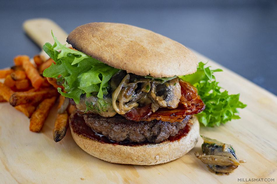 swiss-burger