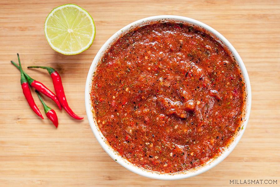 The Salsa :: dip eller saus