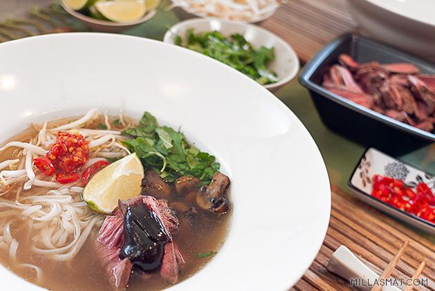 Vietnamesisk Phở bò