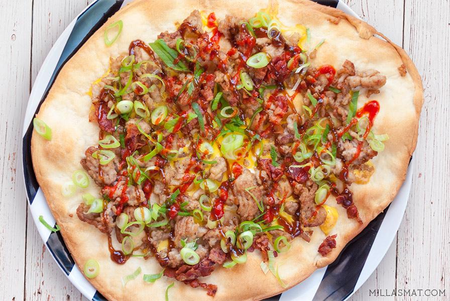 vietnamesisk-pizza