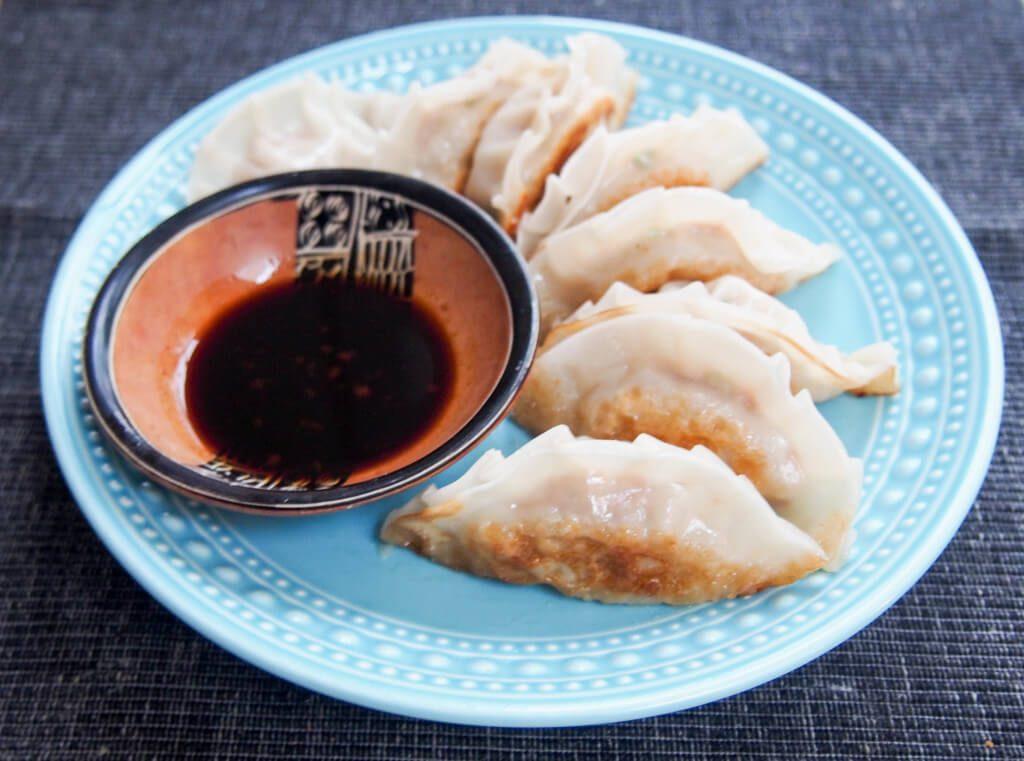 Kinesiske dumplings