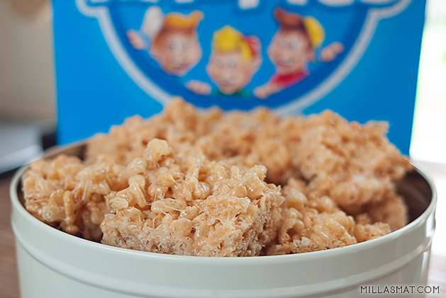 De Originale Rice Krispie Treats™