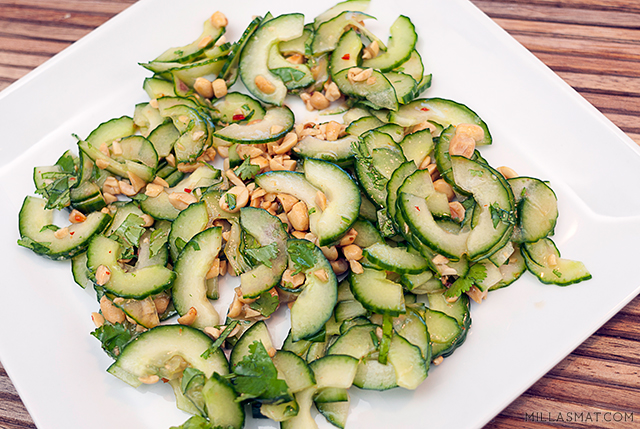 asiatisk-agurksalat