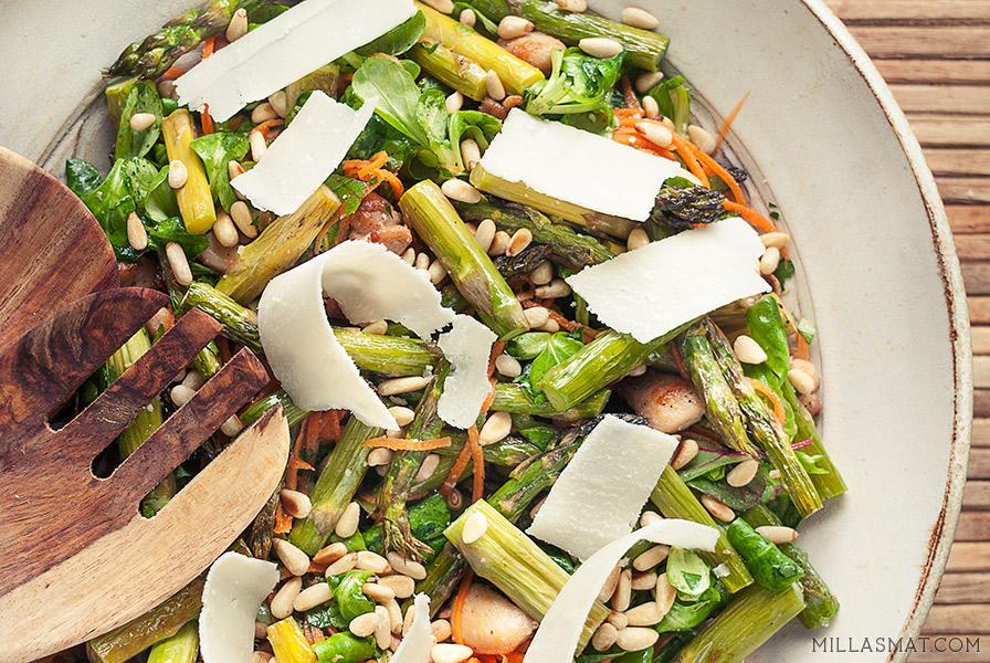 aspargi-insalata