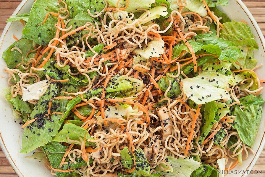 crispy-noodle-salad