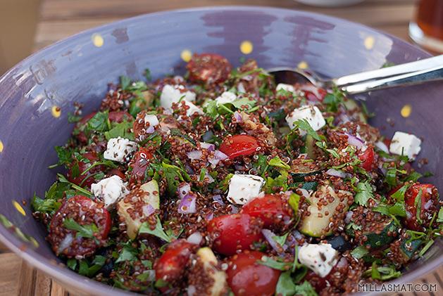 gresk-quinoasalat