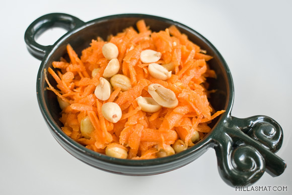 gulrot-og-peanottsalat