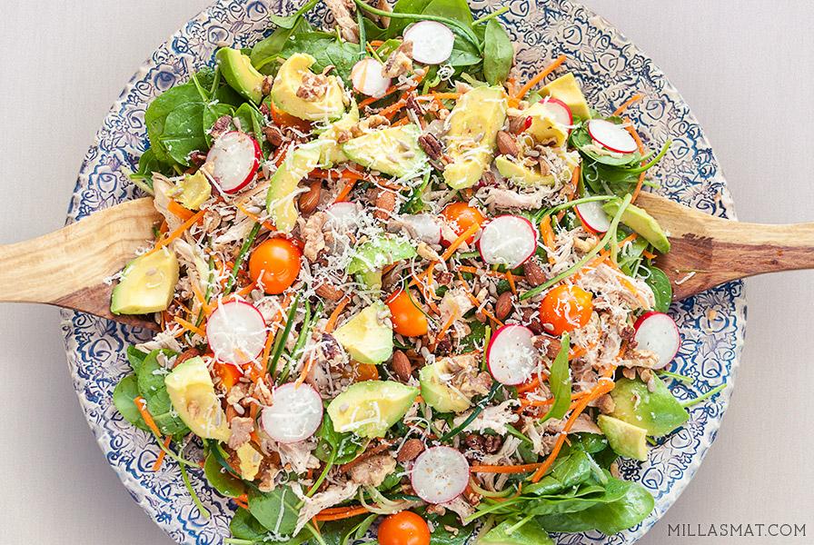 high-protein-salat