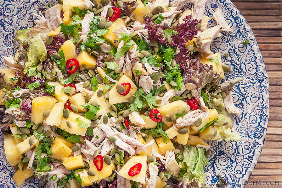 Mexico City salat